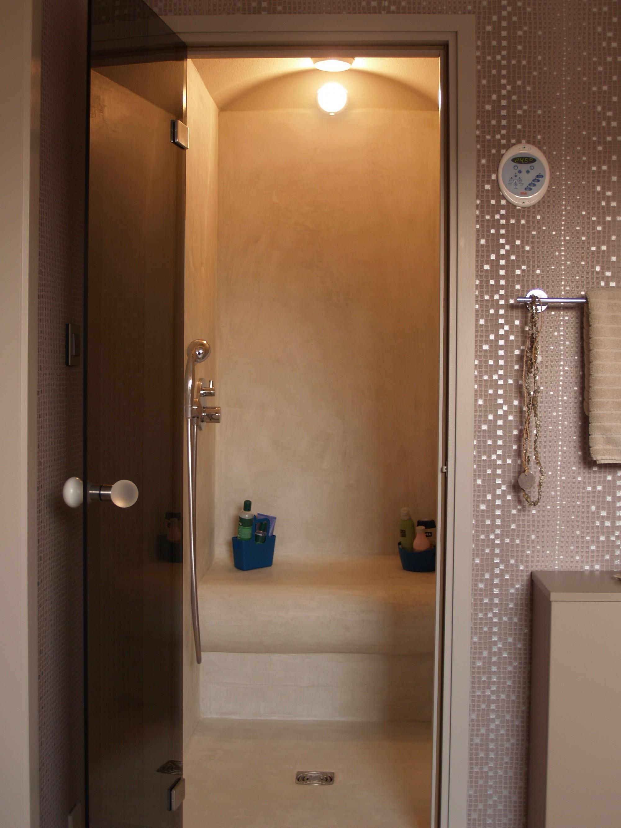 Inrichting badkamer detemo interieur - Interieur decoratie badkamer ...
